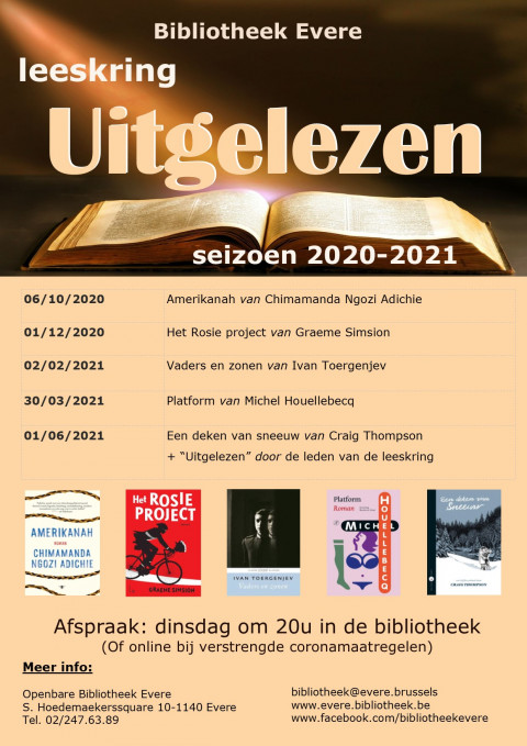 Leeskring Seizoen 2020-2021
