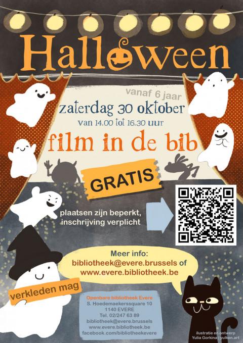Affiche Halloweenfilm